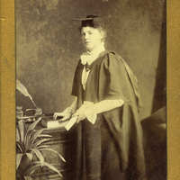 Royal University of Ireland Masters graduation photograph