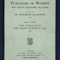 'Purchase of Women. The Great economic Plunder'
